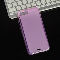 New arrival for iphone 7 case Soft Transparent slim TPU Case for iPhone 7 provide oem logo