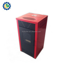 High Efficiency Programmable Pellet Stove with Water Circulation Heating