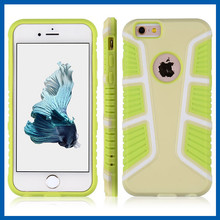 C&T High Impact 2 in 1 Hybrid Protective Armor Combo Defender Cover Case for Apple iphone 6s