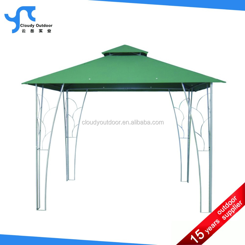 Outdoor Easy Pop Up Gazebo 3x3x2.7m Custom Printed Portable Folding Party Portable Canopy Tent