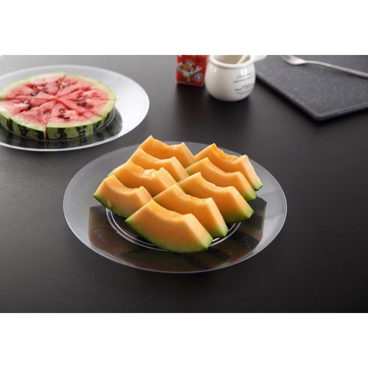 Wholesale Home,Hotel, Wedding Plastic Plates Reusable Fruit Tray Cheap
