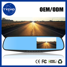Vehicle Traffic Driving History Accident Dual Lens Car Camera Video Recorder DVR Front And Back Lens Car DVR