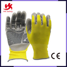 New product pet gloves grooming glove horse and dog hair removal and brush grooming gloves