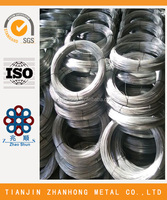 galvanized iron wire high 4.1mm(factory)low carbon