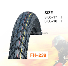 hot sale motorcycle tyreand tube 300-17 in Nigeria tires motorcycle