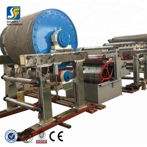 2017-SF Best Quality and High Performance tissue paper machines,jumbo roll for paper