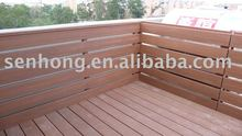 outdoor flooring,wood plastic composite floor,wpc deck