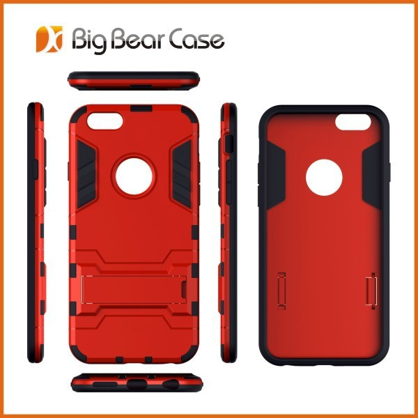 New hard back case cover shockproof phone case for apple iphone 6 cases