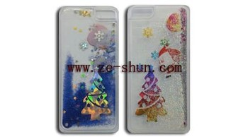 for iphone 6 Christmas tree PC protector cover
