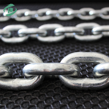 hot selling Din763 Hot Dipped Galvanized Long Link Chain 4mm