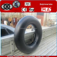 Low price Qingdao manufacturer 3.00-19 motorcycle spare parts butyl inner tube