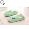 Colorful Comfortable Woman Slipper Cotton Slipper