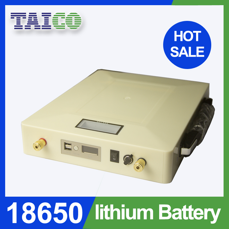 High capacity deep cycle Rechargeable Lithium ion 12v 20ah wide energy storage battery