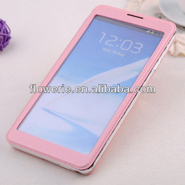 FL2684 Guangzhou hot selling Battery cover Flip Leather Wallet Case Cover for samsung galaxy note 3 n9000