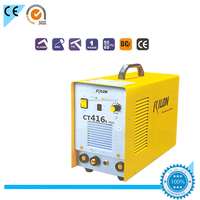 CT 416 multifunctional inverter dc mma tig welding / cut machine