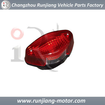 MOTORCYCLE TAIL LAMP ASSY TAIL LIGHT FOR BAJAJ BOXER CT 100