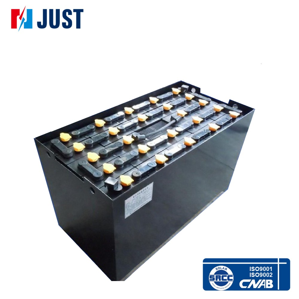 China manufacturer 2v 280ah lead acid traction forklift battery