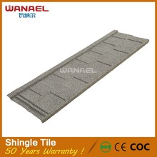 Wholesale synthetic spanish waterproof roof tile metal red roof shingles