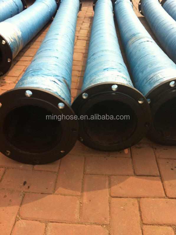 Water suction and discharge rubber hose /water pump suction hose rubber pipe