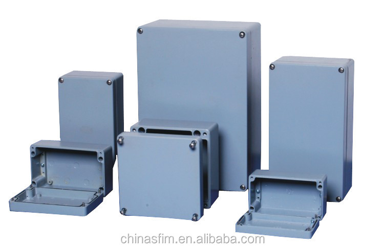 high quality & beautiful IP66 die casting aluminum junction box for electrical industry /TIBOX