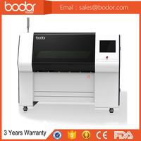 Smart size and low price metal fiber laser cutting machine with WIFI control
