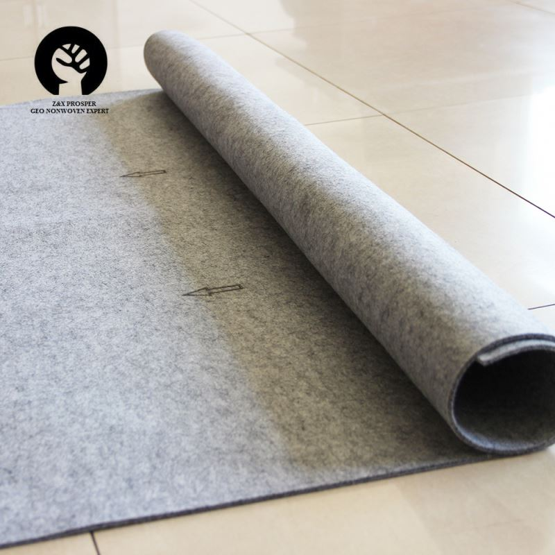 Outdoor Car Carpet Liner Felt Fabric