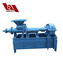 hot sale coconut shell coal rod making machine,shisha charcoal briquette machine