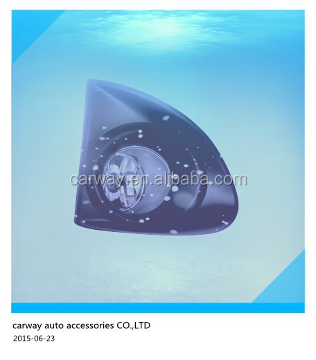 factory direct car accessories for toyota axio 2013~on fog lamp