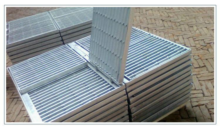 25x5 стальные решетки для желоба