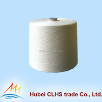 100% polyester hairy sock knitting yarn, polyester spun yarn manufacturer
