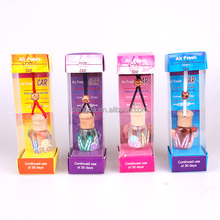 new Hardcover car perfume liquid car air freshener