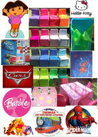 Kids Party Linen 24 Pcs (10 Kids) Incl Shipping R600