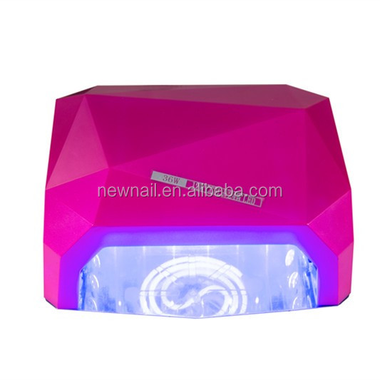 2017 new arrivals manicure kit uv led nail dryer 36w uv nail lamp