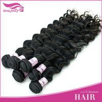 High quality deja vu hair weave , virgin remy hair