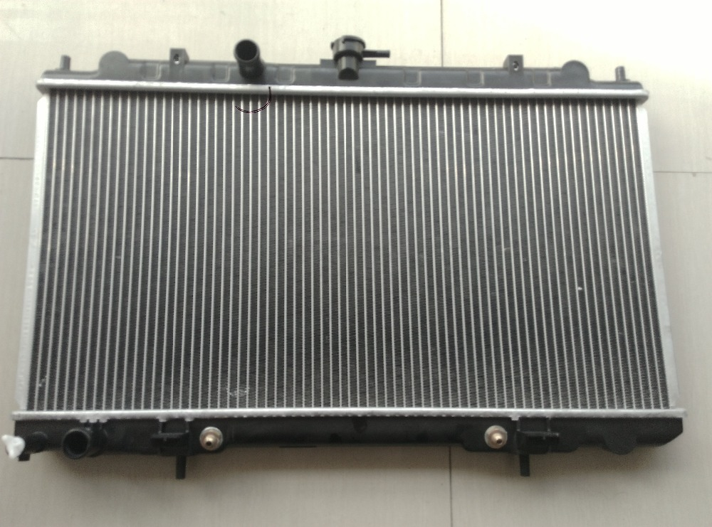 Aluminum Radiator Core Auto Radiator For Nissan Sunny 2002 <strong>N16</strong>/B15/QG13 1.8 AT