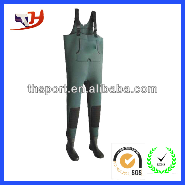 2014 hot selling 5mm hunting waders