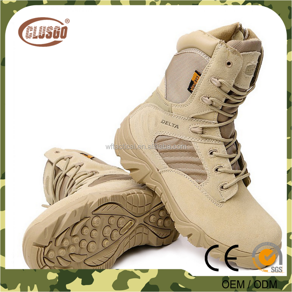 Hot selling DELTA tactical <strong>boots</strong> with zipper