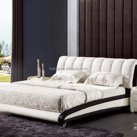 White Color Master Bedroom Sets Furnitures