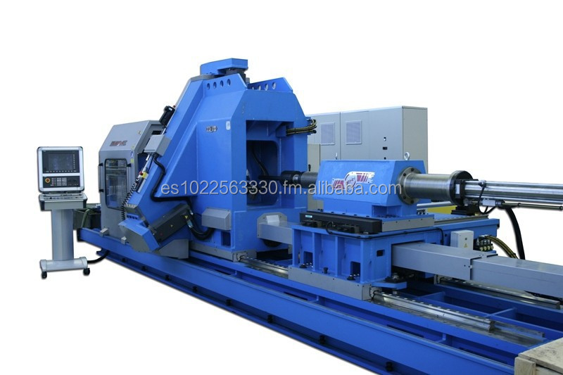 Flow forming machines