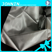 100%polyester taffeta waterproof 170t 190t 210t silver coated ten material umbrella car cover fabric