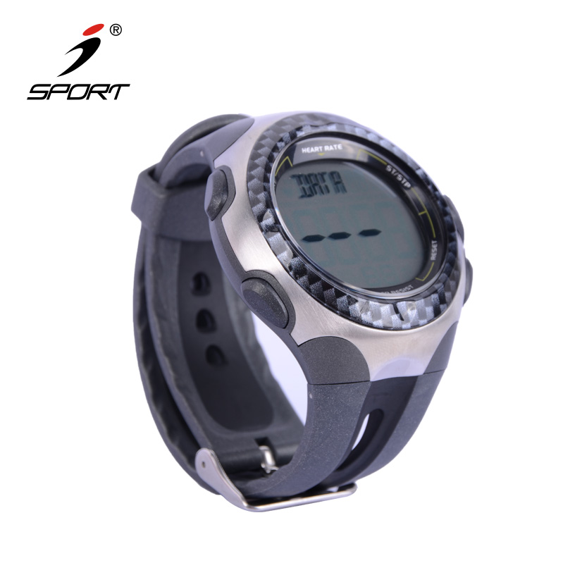 New design Fitness 3D Pedometer Calories Counter smart Watch Pulse Heart Rate Monitor