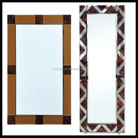 Bottom price manufacture islamic PS mirror frames