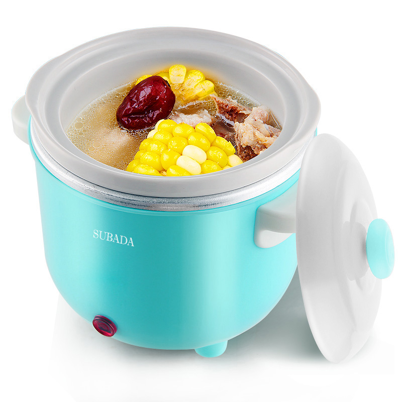 3 cups 0.6L as gift with non stick inner pot super mini rice cooker