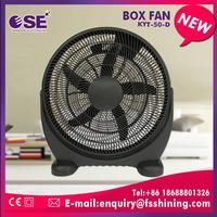 Hot sell wholesale box fan with strong wind with high quality
