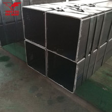 special building materials ms black hot rolled steel tube RHS, SHS hollow section ms steel pipes price