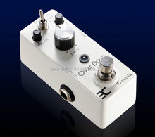 Cheap OEM Mini Vintage Overdrive Guitar Effect Pedal from Chinese Supplier