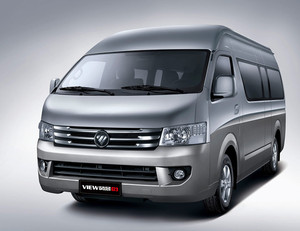 (Semi-high roof ) 2017 model Mini Bus Van Jinbei Hiace Van for sale