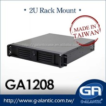 GA1208 - 2U Cloud Computing Server Chassis 19 Inch Rackmount Industry Chassis