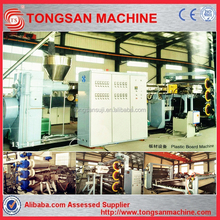Plastic Making Extruder PP/PE/ABS/PMMA/PC/PS/HIPS Sheet Extrusion Production Line