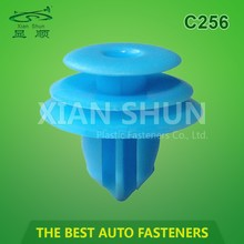 auto fastener clips for body trim moulding parts